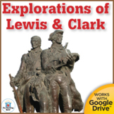 Lewis and Clark Interactive Notebook Activities