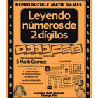 Leyendo Numeros De 2 Digitos- Math Games and Lesson Plans