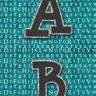 Library Divider Alphabet Cards