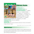 Life Cycles Literacy Guide