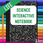 Life Science Interactive Notebook Kit