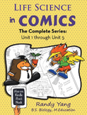 *(50% Off: 11/24~12/4) Comics on Life Science (by State St