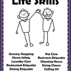 Life Skills - Special Education Binder