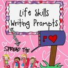 Life Skills Writing Prompts