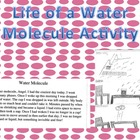 Life of a Water Molecule