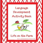 Life on a Farm Language Development Activity