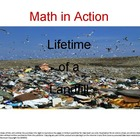 Lifetime of a Landfill: Algebra lab Manual