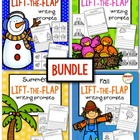 Lift-the-Flap Writing Prompts BUNDLE