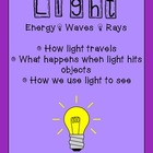 Light 85p Unit Plan:How it Reflects, Absorbs, Transmits, T