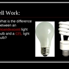 Light Bulb Comparison Lab