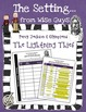 Lightning Thief Reading Comprehension Setting Activity and KEY