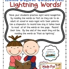 Lightning Words