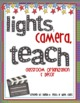 Lights, Camera, Teach! {Organization & Decor}