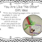 Like No Otter Gift Tags