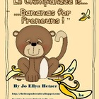 Lil Chimpanzee is Bananas for Pronouns!