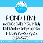 Lime Font - Fonts for Commercial Use