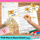 Line Graph Math Center
