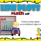 Line Plots: Graphing Unit