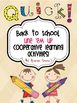 Line &#039;em up-- Back to school cooperative learning activities