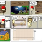 Linear Function (Zombie Comic)