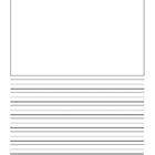 Lined Journal Writing Paper