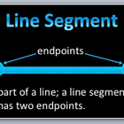 Lines, Line segments, rays & angles PowerPoint