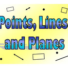 Lines, points and Planes