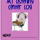 Listening Center Log
