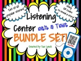 QR Code reveals story~Listening Center BUNDLE~60 Popular stories