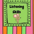 Listening Skills for Elementary