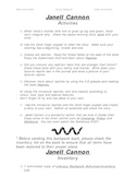 Literacy Backpack - JANELL CANNON