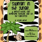 Literacy Based Rainforest Unit ~ Swingin' in the Jungle