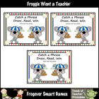 Literacy Center -- Catch A Phrase Bundle (Set I, Set II, &
