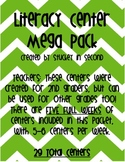 Literacy Center Mega Pack (29 centers!)