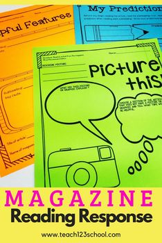 Magazines and more - center and interactive journal