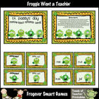 Literacy Center -- St. Paddy&#039;s Day Monster-licious Nonsense Words
