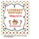 Literacy Centers: Holiday Edition