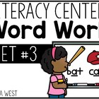 Literacy Centers SUPER Pack #3