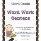 Literacy Centers - Word Work