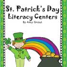 Literacy Centers for St. Patrick's Day