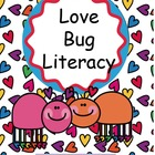 Literacy Centers(works w/ Treasures)  Valentines Day Smooch Game