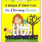 Literacy Garden SAMPLER - A Bounty of Goodies from the Garden