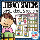 Literacy Station Cards (small)