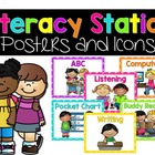 Literacy Work Stations Starter Set