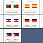 Literacy/Vocabulary/Montessori Nomenclature Cards: Country