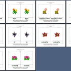 Literacy/Vocabulary/Montessori Nomenclature Cards: Flowers - 2