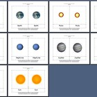 Literacy/Vocabulary/Montessori Nomenclature Cards: Solar System