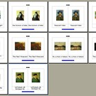 Literacy/Vocabulary/Montessori Nomenclature Cards: VAN GOGH ART
