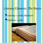 Literary Basics: Character and Setting
