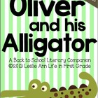Literary Companion for Oliver and His Alligator: A Back to